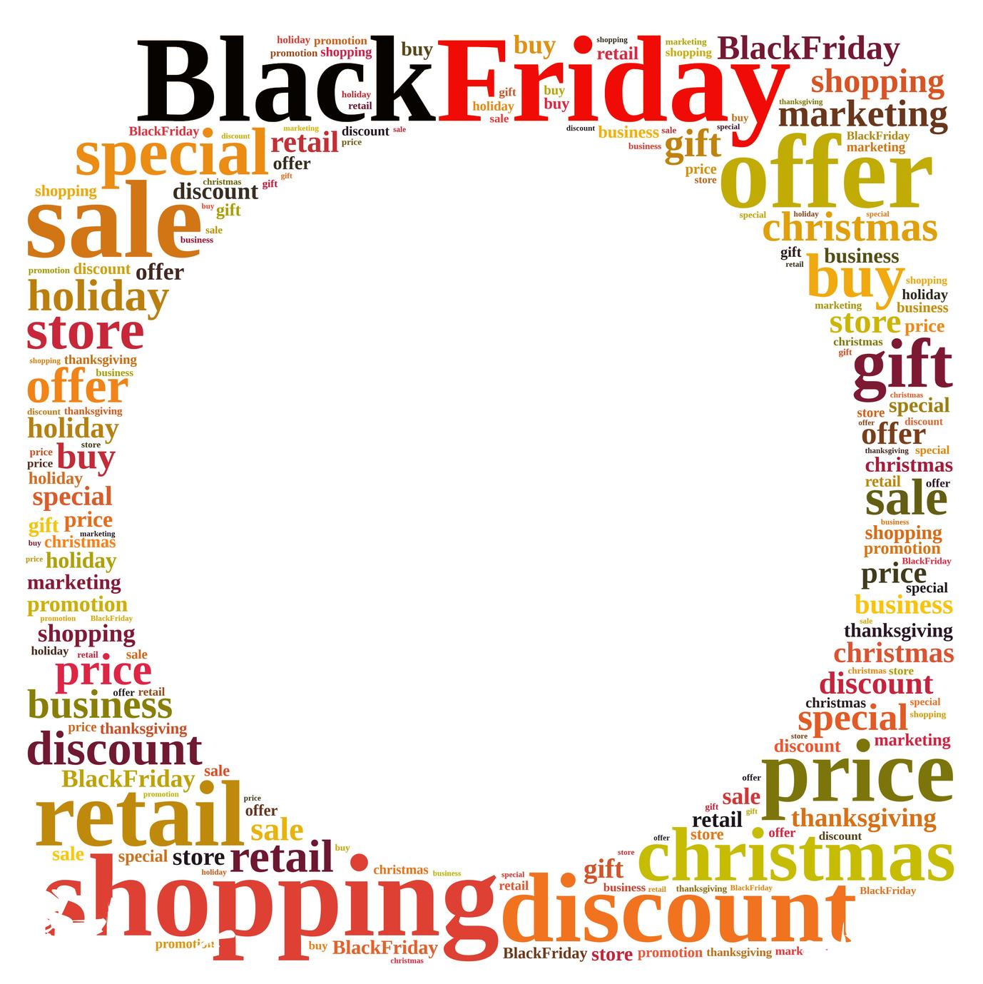 Black Friday Angebote, Rabatt und Gutscheine 2018
