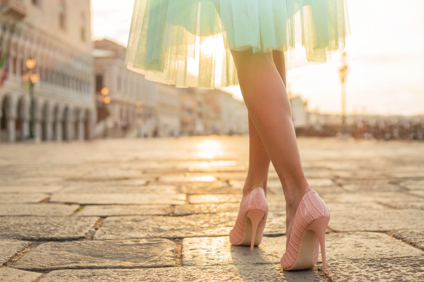 Holen sich in Stil mit den besten Schuhe, die machen Sie fallen in der Liebe mit es!